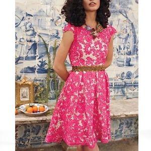 Anthropologie Yoana Baraschi Jardim Lace Dress